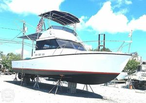 Used Munro 34 Sports Fishing Boat For Sale