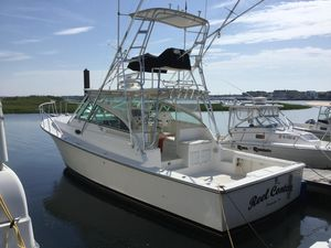 Used Henriques 35 Express Sports Fishing Boat For Sale