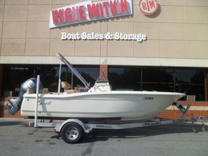 Used Scout 195 Sportfish Freshwater Fishing Boat For Sale