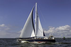 Used Hinckley H-43 Sloop Cruiser Sailboat For Sale