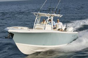 New Sailfish 320 CC Sports Fishing Boat For Sale