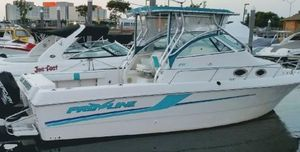 Used Pro-Line 251 Walkaround Center Console Fishing Boat For Sale