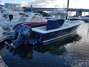 Used Regulator 34SS Center Console Fishing Boat For Sale