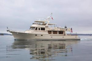 New Fleming 78 Pilothouse - New Build Motor Yacht For Sale