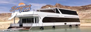 Used Bravada Intrepid Trip 1 House Boat For Sale