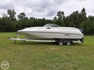 Used Harris Kayot 240 Super Dek Deck Boat For Sale