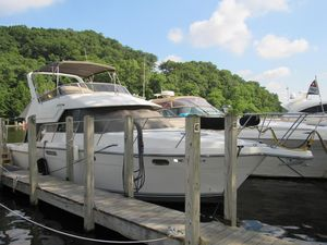 Used Carver 370 Voyager Cruiser Boat For Sale