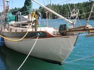 Used Westsail 32 Cutter Sailboat For Sale