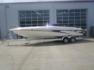 Used Sunsation 288 MCOB High Performance Boat For Sale