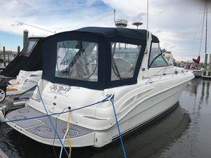 Used Sea Ray 340 Sundancer Express Cruiser Boat For Sale