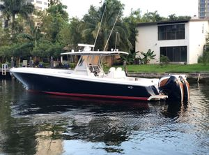 Used Intrepid Motor Yacht For Sale