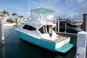 Used Bertram 41 Convertible Sports Fishing Boat For Sale