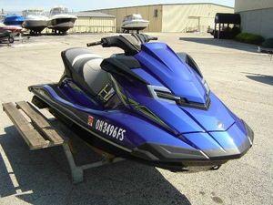 Used Yamaha FX Cruiser HO High Performance Boat For Sale