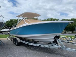 New Edgewater 248 CX Cruiser Boat For Sale