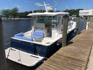 Used Back Cove 34 Cruiser Boat For Sale