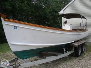 Used Pulsifer Hampton Downeast Lobster Boat Downeast Fishing Boat For Sale