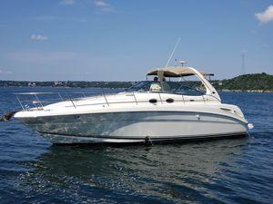 Used Sea Ray 360 Sundancer Sports Cruiser Boat For Sale
