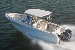 Used Sailfish 275 DC Sports Fishing Boat For Sale