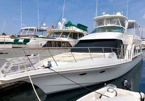 Used Bluewater Yachts Custom Motor Yacht For Sale