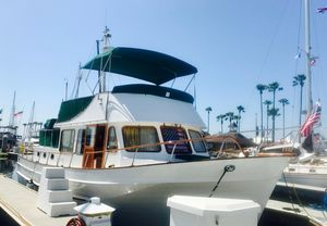 Used Formosa Aft Cabin 40 Trawler Boat For Sale
