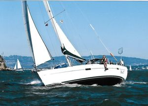 Used Beneteau 361 Cruiser Sailboat For Sale