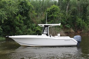 Used Tidewater Adventure CC Center Console Fishing Boat For Sale