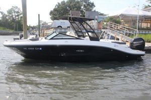 Used Sea Ray 21 Spx-ob Cruiser Boat For Sale