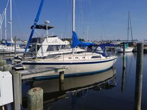 Used O'day 35 Sloop Sailboat For Sale