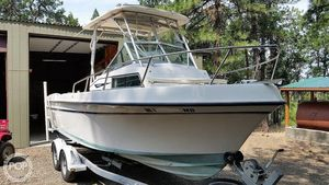 Used Grady-White Overnighter Walkaround Fishing Boat For Sale