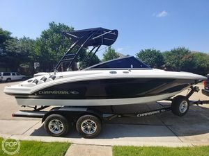 Used Chaparral 216 SSi Ski and Wakeboard Boat For Sale