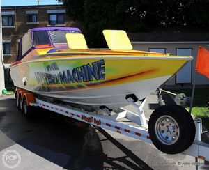 Used Sonic 35 SS High Performance Boat For Sale