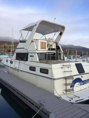 Used Carver 3607 Fly Bridge Motor Yacht For Sale