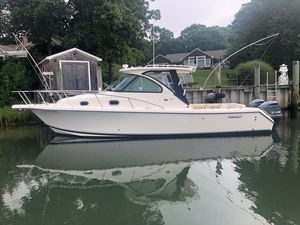 Used Pursuit OS 315 Center Console Fishing Boat For Sale