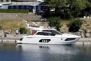 Used Absolute 45 Fly Flybridge Boat For Sale
