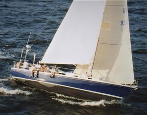 Used J Boats 42 Cruiser Sailboat For Sale