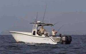 Used Mckee Craft 28 CC Center Console Fishing Boat For Sale