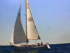 Used Yankee 30 Sloop Sailboat For Sale