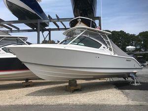 New Pursuit DC 266 Dual Console Bowrider Boat For Sale