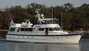 Used Burger Flush Deck MY Motor Yacht For Sale