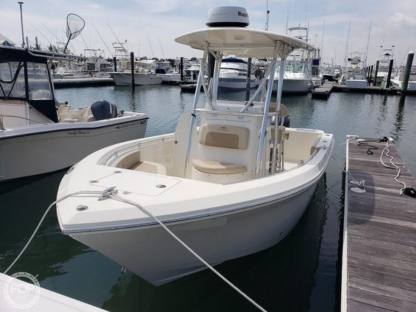 Used Cobia 201 CC Center Console Fishing Boat For Sale