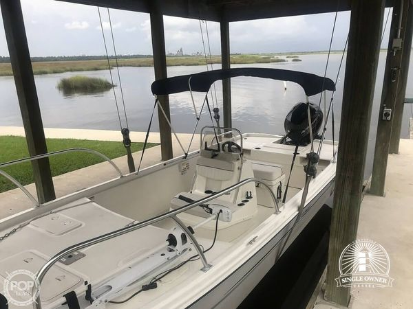 Used Mako 21 Pro Skiff CC Skiff Fishing Boat For Sale