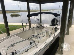 Used Mako 21 Pro Skiff CC Skiff Fishing Boat For Sale