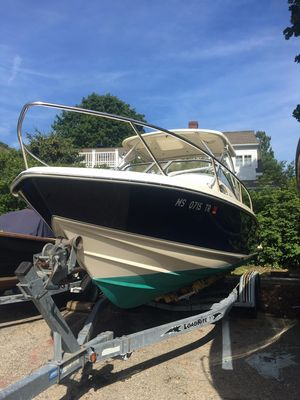 Used Scout 242 Abaco Cuddy Cabin Boat For Sale