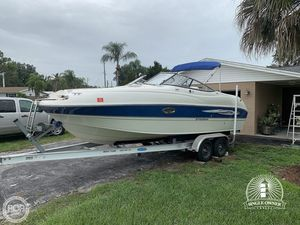 Used Stingray 220 DR Bowrider Boat For Sale