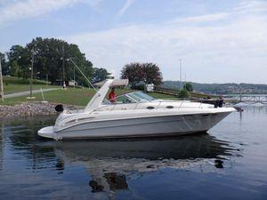 Used Sea Ray 340da Cruiser Boat For Sale