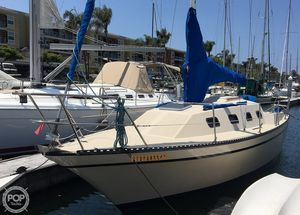 Used Lancer Boats 29 Powersailer Sloop Sailboat For Sale