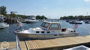 Used Albin 27 Family Cruiser Trawler Boat For Sale