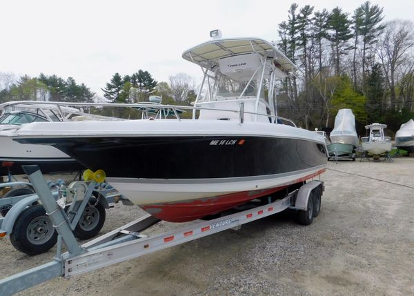 Used Pro-Line 24 Super Sport Saltwater Fishing Boat For Sale