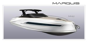 New Marquis M42 Express Cruiser Boat For Sale