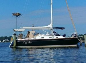 Used Tartan 3400 Sloop Sailboat For Sale